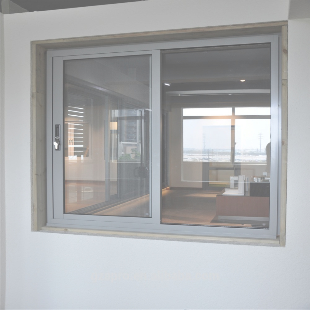 Modern Latest Window Designs Sliding Glass Window Material Grill Design with Elegant Latest Window Designs