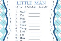 Modern Little Man Themed Baby Shower Ideas – My Practical Baby Shower Guide in Awesome Little Man Baby Shower Free Printables