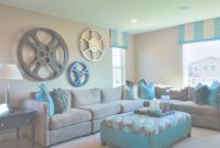 Modern Living Room Ideas Brown And Turquoise – Thegreenstation in Brown And Turquoise Living Room