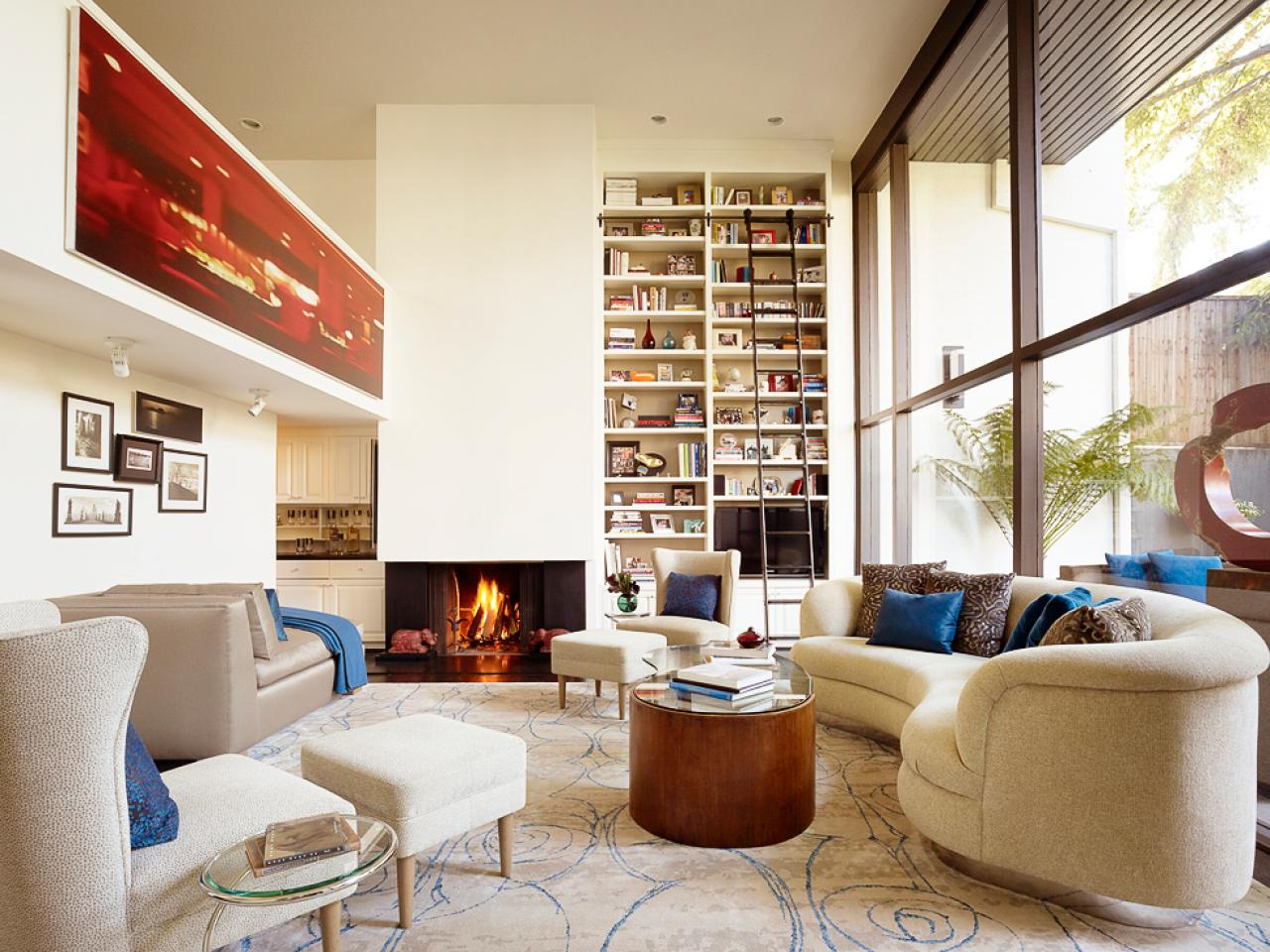 Modern Living Room Layouts And Ideas | Hgtv regarding Living Room Arrangement Ideas