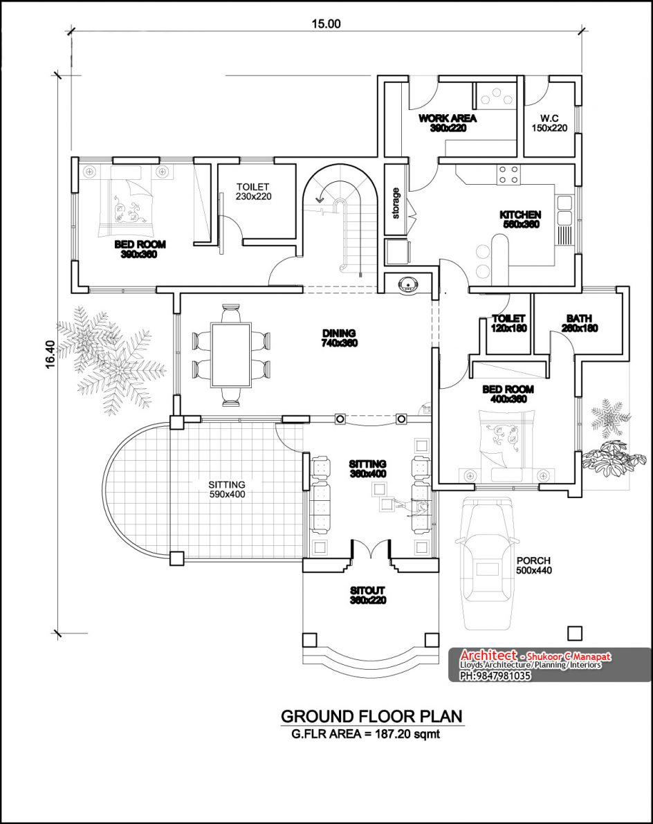 Modern Marvelous Kerala Home Design Plans 5 In New Modern Designs Floor regarding Awesome Kerala House Design With Floor Plans