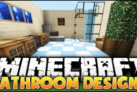 Modern Minecraft: Bathroom Designs & Ideas – Youtube in Review Minecraft Bathroom Ideas
