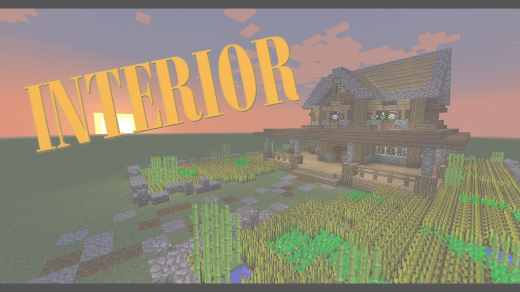 Modern Minecraft Farmhouse Interior - Minecraft Tutorial - Youtube regarding Review Minecraft Farmhouse Design