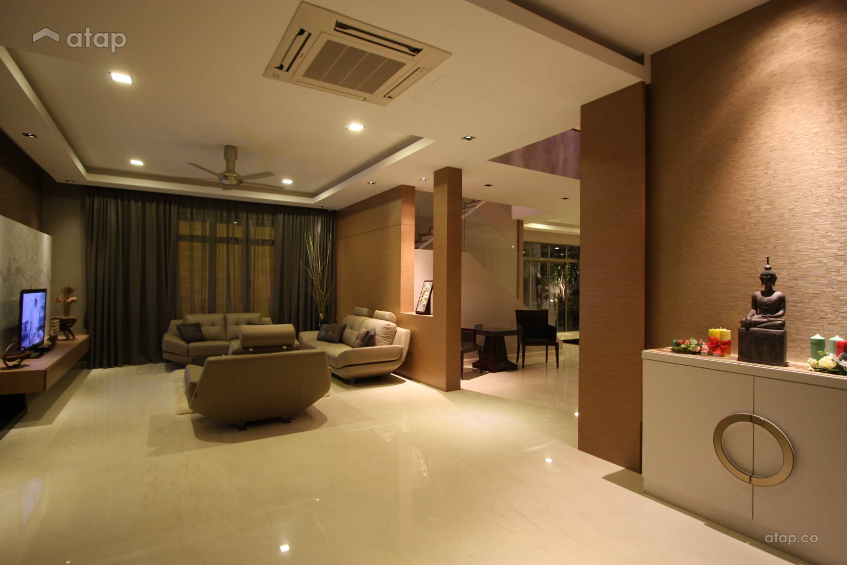 Modern Modern Tropical And Luxury Architectural & Interior Design throughout Elegant Garden Hotel Sarikei