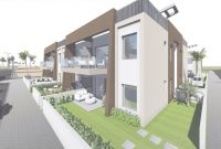 Modern New Build » Bungalow – Apartment » in Luxury Bungalow Apartments