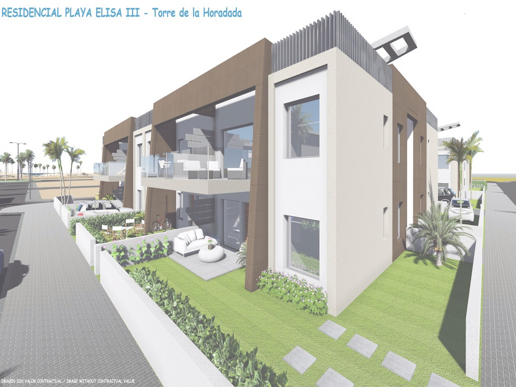 Modern New Build » Bungalow - Apartment » in Luxury Bungalow Apartments