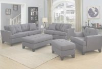 Modern Norwich Gray Sofa Set – The Furniture Shack | Discount Furniture pertaining to Awesome Grey Living Room Sets