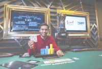 Modern Out Of Nowhere: Zachary Smiley Wins Wpt Maryland Live! ($356,536 for Maryland Live Poker Room