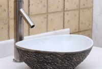 Modern Porcelain Bathroom Sink Materials Pros And Cons | Bathroom inside Bathroom Sink Types