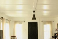 Modern Rehab Diaries: Diy Beadboard Ceilings, Before And After | Pinterest within Diy Beadboard