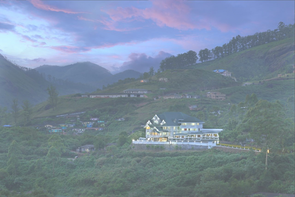 Modern Resort Elysium Garden, Munnar, India - Booking with High Quality Hotel Elysium Garden Munnar