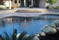 Modern Sacramento Pool Builder, Designer, Contractor 916-479-3091 intended for California Backyard Roseville