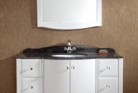 Modern Shop Bathroom Vanities Vanity Cabinets At The Home Depot Furniture intended for Furniture Style Bathroom Vanities
