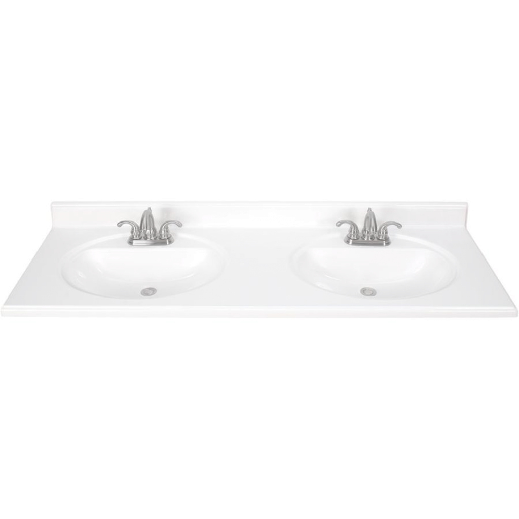Modern Shop Bathroom Vanity Tops At Lowes for Bathroom Vanity Tops With Sink