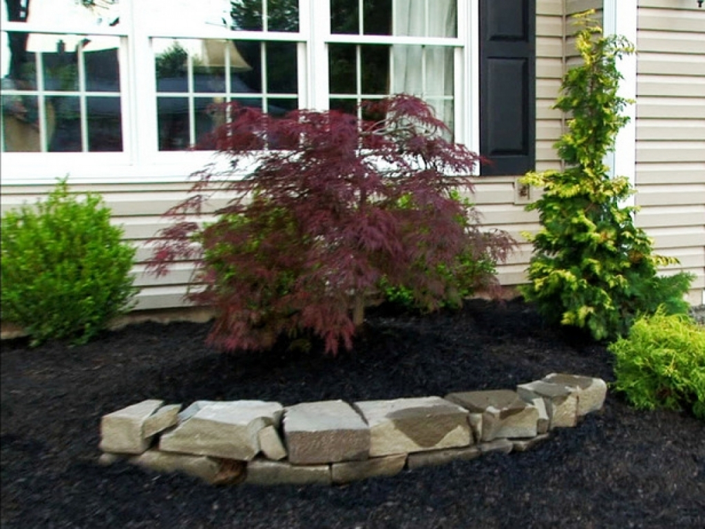 Modern Simple Front Yard Landscape Design Wonderful | Backyard Landscape Design throughout Elegant Yard Landscape Pictures