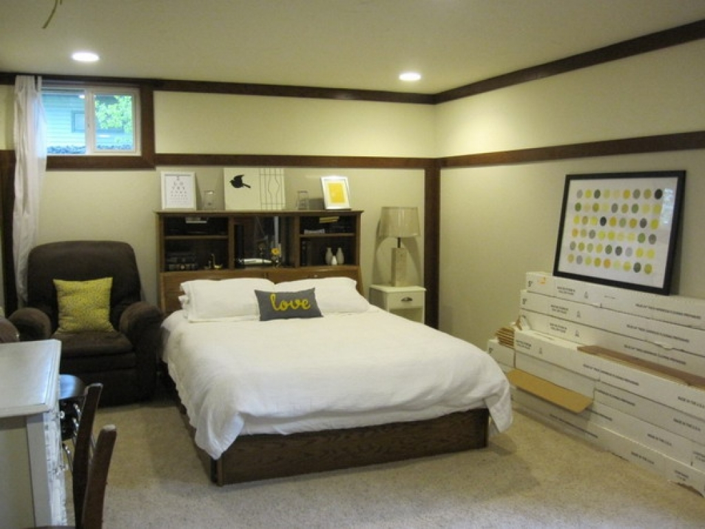 Modern Small Basement Bedroom Ideas Small Bedroom Decorating Ideas As intended for Lovely Small Basement Bedroom Ideas