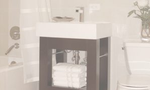 Modern Small Bathroom Vanities | Hgtv for Best of Small Bathroom Sink Vanity