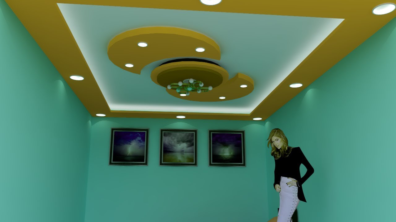 Modern Small Bedroom False Ceiling Design 8 Latest Gypsum False
