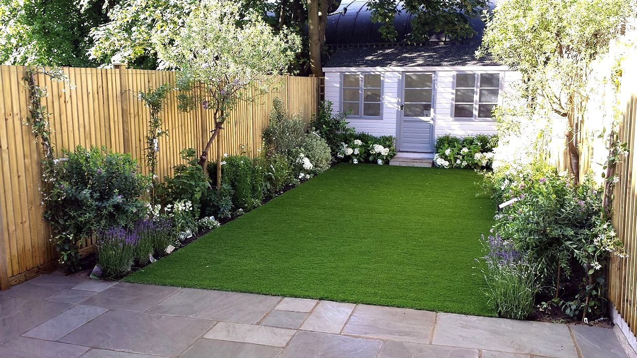 Modern Small Low Maintenance Garden Design Ideas Coastal 20