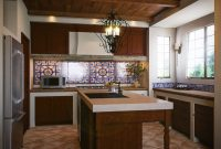 Modern Spanish Colonial Kitchen – Design Boards – Kitchens | Santa Fe with Colonial Kitchen Design