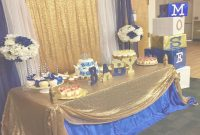 Modern Themes Birthday Royal Blue And Gold Prince Themed Ba Shower In With throughout Royal Blue And Gold Baby Shower Ideas