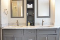 Modern There Are Plenty Of Beneficial Tips For Your Woodworking throughout Bathroom Double Sink Cabinets