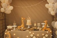 Modern Turtle Baby Shower Ideas Decoration Set Perfect Giraffe Themed within New Giraffe Themed Baby Shower