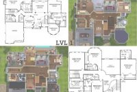 Modern Uncategorized Sims 2 House Designs Floor Plan Admirable With For in Good quality Sims 2 Floor Plans