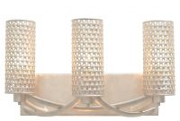 Modern Varaluz Casablanca 3-Light Zen Gold Vanity Light-244B03Zg – The Home with regard to Gold Bathroom Vanity Lights
