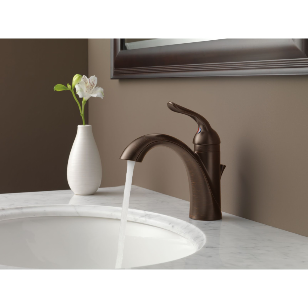 Modern Vessel Sink Faucets Brushed Nickel : Hot Home Decor - Fashionable throughout Set Oil Rubbed Bronze Bathroom Sink Faucet