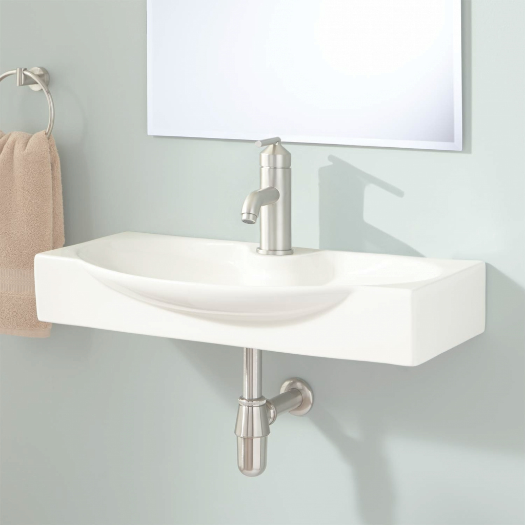 Modern Wall Mount Bathroom Sink Home : Find Out Wall Mount Bathroom Sink inside Wall Mount Bathroom Sink
