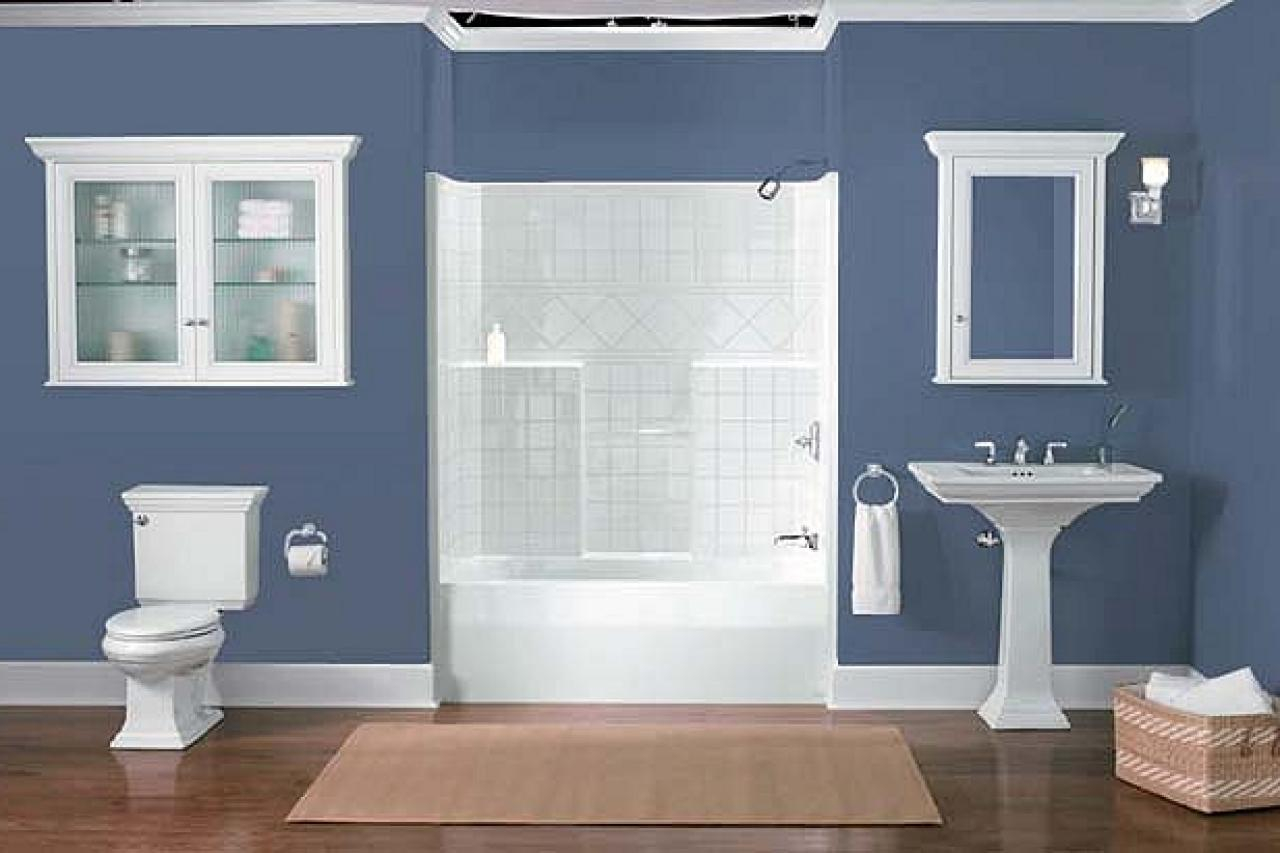 Modern Winning Color Combos In The Bathroom | Diy pertaining to New Bathroom Ideas Colors
