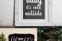 Modern Winter & Christmas Baby Shower Ideas With Free Printable Holiday Decor! inside Christmas Baby Shower