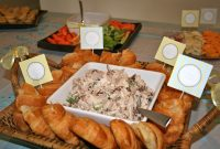 Modular 10 Attractive Baby Shower Lunch Menu Ideas throughout Luxury Baby Shower Brunch Menu