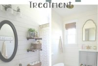 Modular 10 Bathrooms That Rock A Shiplap Treatment | Pinterest | Inspiration within Bathrooms With Shiplap