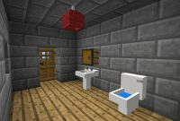 Modular 14+ Minecraft Bathroom Designs, Decorating Ideas | Design Trends with Review Minecraft Bathroom Ideas