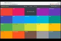 Modular 21 Color Palette Tools For Web Designers And Developers intended for Lovely Color Palette Maker