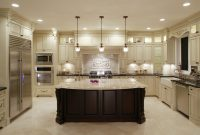 Modular 47 Luxury U-Shaped Kitchen Designs throughout Kitchen Layouts With Island