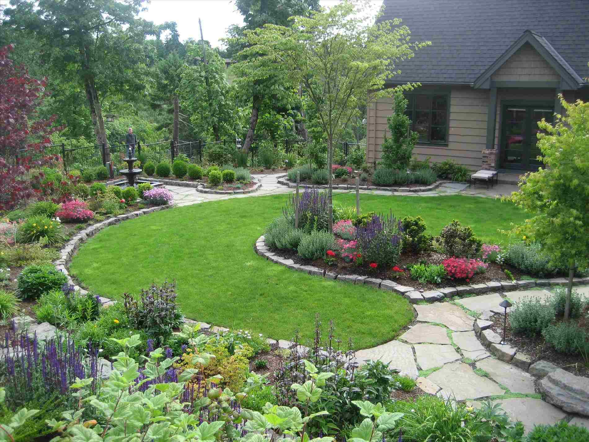 Modular 72 Best Of Front Yard Landscaping Toronto | Www.landscapeideas.club with Yard Landscape Pictures