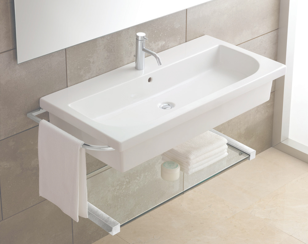 Modular A Guide To Buying Wall Mounted Bathroom Sinks inside Wall Mount Bathroom Sink