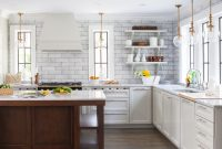 Modular A Small Kitchen Becomes A Spacious And Modern Oasis Photos within Colonial Kitchen Design