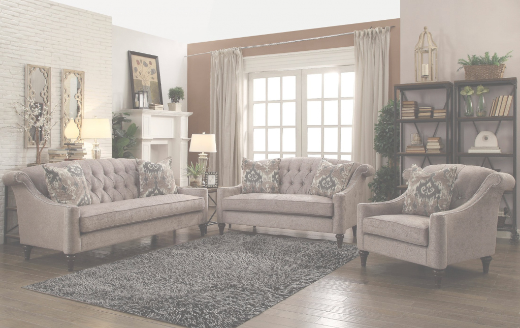Modular Acme Colten Beige Living Room Set - Colten Collection: 7 Reviews within Beige Living Room Set