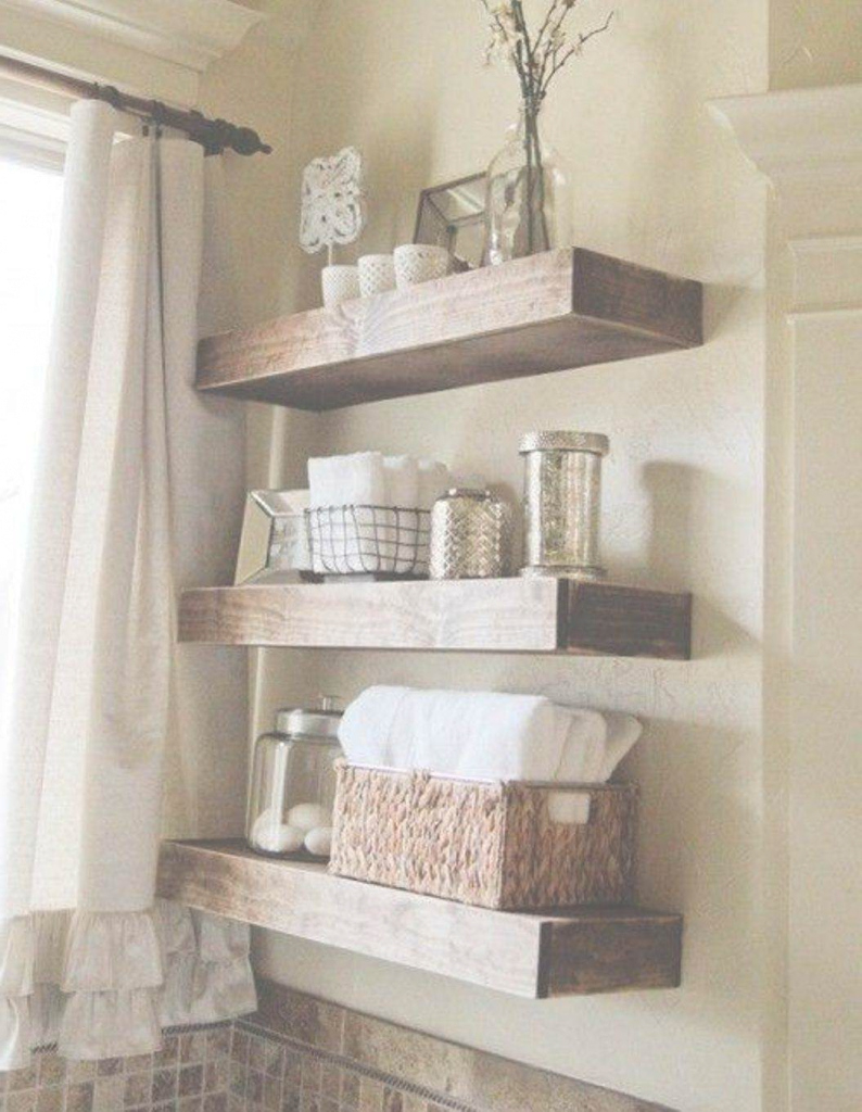 Modular Amusing Bathroom Shelf Decorating Ideas Small Shelves Complete throughout Bathroom Shelf Decorating Ideas