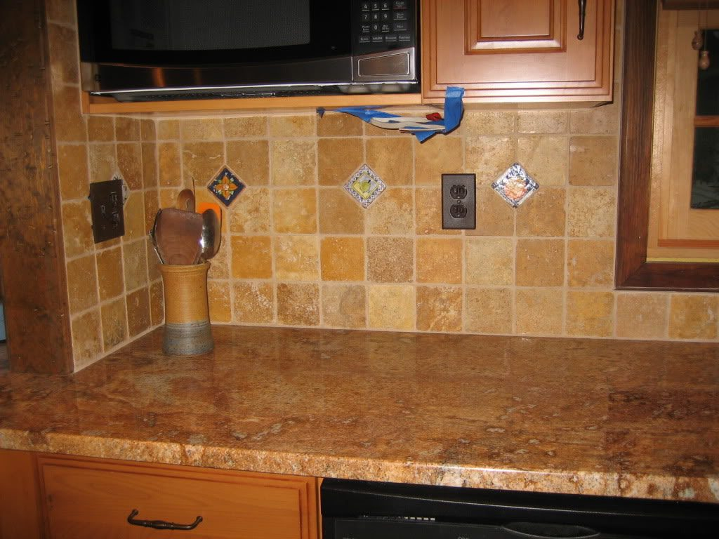 Modular Baby Nursery ~ Appealing How Install Stone Tile Backsplash Kitchen pertaining to Unique How To Install Stone Backsplash