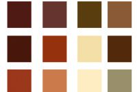 Modular Baby Nursery ~ Cool Brown Color Palette Pinterest For Home Hair pertaining to 1930S Color Palette