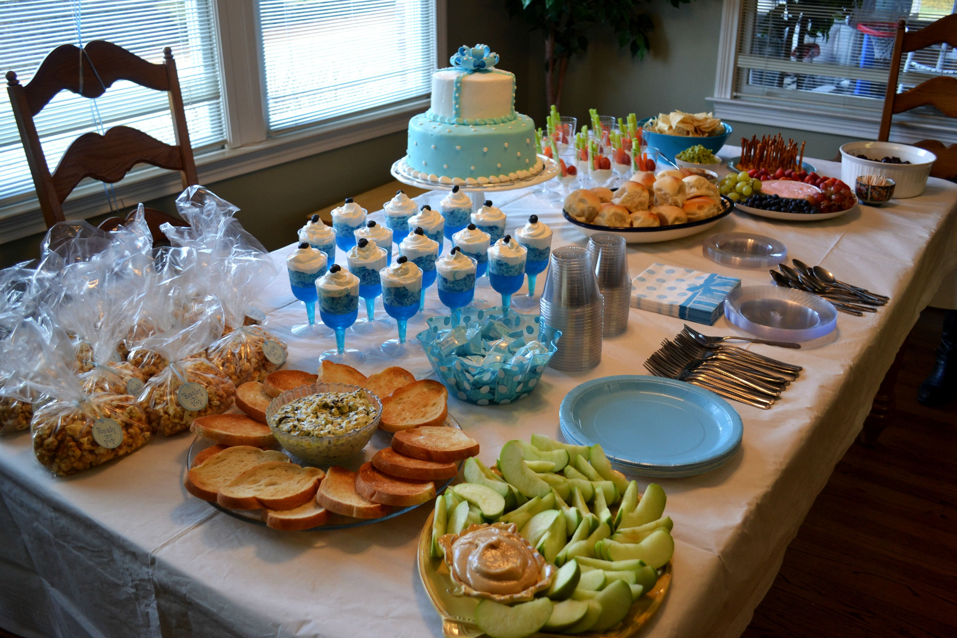 Modular Baby Shower Food Ideas For Boys | Baby Shower Ideas Gallery intended for Best of Baby Shower Food Ideas For Boy