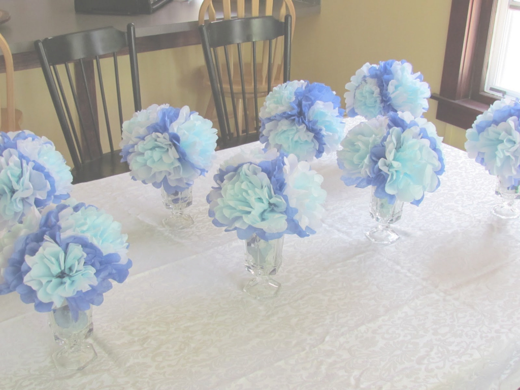 Modular Baby Shower Ideas For Boys On A Budget |  Decorations For My Baby regarding Good quality Homemade Baby Shower Decorations