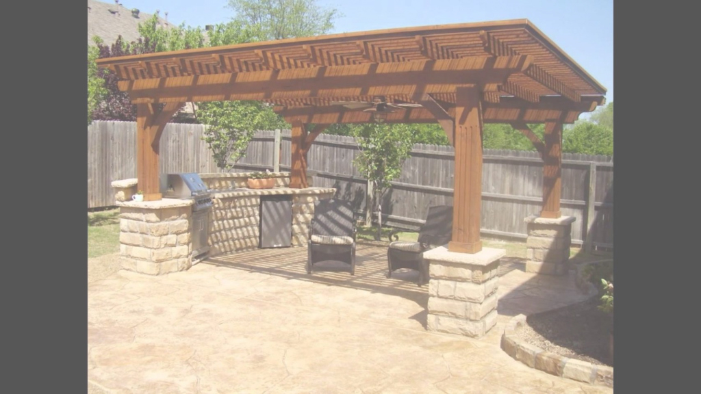 Modular Backyard Bar And Grill - Youtube (Wonderful Backyard Bars #5 intended for Backyard Bar And Grill