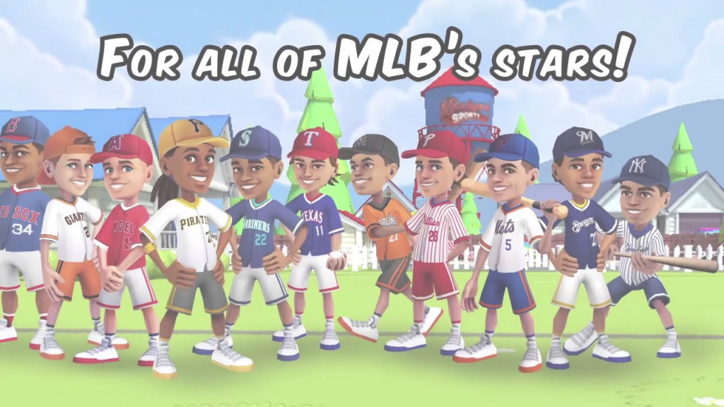 Modular Backyard Sports Power Ups Mlb Baseball 2015 - Youtube with regard to Backyard Sports