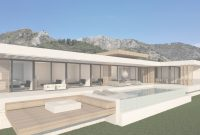 Modular Barcelona Bungalow – Modern Villas within Inspirational Modern Bungalow